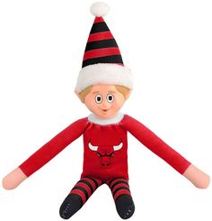NBA Chicago Bulls Team Elf
