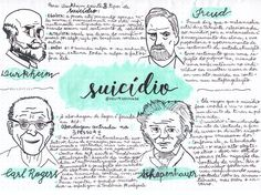 """Oi, gente! Ontem uma jovem se suicidou aqui no meu estado (muito comovente, pelo fato de ser jovem e muitas vezes ter exposta a solidão nas redes sociais - eu não a conhecia, vi compartilhamentos), e resolvi estudar sobre o suicídio e achei importante falar desse """"Tabu"""". (EU FIZ UMA APOSTILA SOBRE SUICÍDIO, QUEM QUISER, COMENTA AQUI QUE QUER E MANDA UM DIRECT) O pioneiro no estudo sobre o suicídio foi Durkheim, mas existem muitos outros estudiosos desse mal do século. Coloquei os 4 que mais…"""