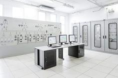 Substation control system - HMI computers
