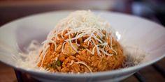 Rizoto jako ze školní jídelny - Letem gastro světem Bon Appetit, Spaghetti, Food And Drink, Cooking, Ethnic Recipes, Diet, Kitchen, Noodle, Brewing