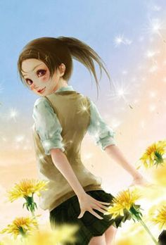 We Heart It 経由の画像 #art #cute #girl #graphic #illustration #summer #遠田志帆 #entashiho