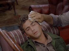 Young Michael Landon & Bonanza... — When I watch scenes like this one, I watch them in...