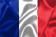 Fototapete Nr. 3162 - Flagge Frankreich