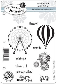 Stamp set for our August Kit of the Month!  register on our Website to join in!