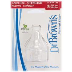 Bottles Dr Brown s Silicone Nipples 2pk Preemie