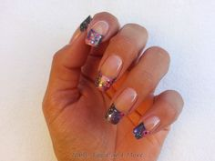 Nails, Food and More: Broadway Nails - Stick-On Strips