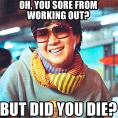 lol I'm printing this & hanging it up to give myself a chuckle after every workout! Fitness Tips, Fitness Humor, Funny Fitness, Gym Fitness, Fitness Quotes, Workout Quotes, Funny Workout, Workout Humor, Gym Humor