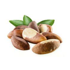 Brazilnuts Raw Sources Of Dietary Fiber, Raw Nuts, Plastic Trays, Vitamins And Minerals, Almond, Tasty, Treats, Sweet Like Candy, Goodies