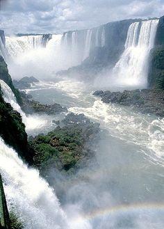 Les chutes d'Iguazu : un site grandiose