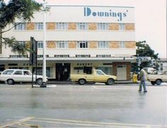 """Downings Bakery, Bulawayo - they used to make the best fresh cream doughnuts here - and fruit cakes called """"fly cemeteries""""! Bad Memories, Childhood Memories, The Good Old Days, The Good Place, Zimbabwe History, All Nature, Places Of Interest, Homeland, Family History"""