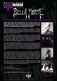 Bella Morte - WGW 2015 Spring