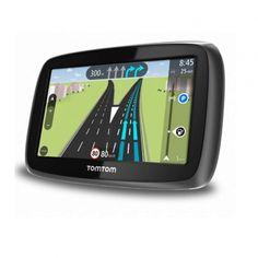 """Llévate un #GPS #TOMTOM START 40 - Encuentre su destino más rápido con resultados de búsqueda intuitivos. La función de búsqueda rápida empieza a buscar su destino en cuanto usted empieza a introducirlo.  Pantalla táctil de 4,3"""" (11 cm)  La tecnología de pantalla táctil le ofrece una visión inmejorable y un fácil manejo para que disfrute al máximo del uso de su navegador. Llévatelo en http://electrovirtual.es por sólo 132€"""