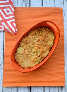 Delicius Cheesy Potatoes are a modern twist on my mother's classic holiday recipe