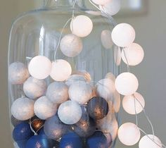 Cotton Ball Lights :: Heaven 20 kul
