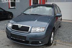 Prodám Škoda Fabia 1.4i 16V 55kW - obrázek číslo 1