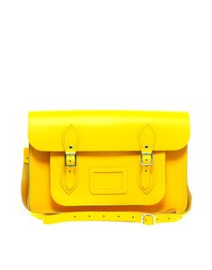 bright bag, just in time for warm weather!