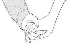 Maneko [Shouto Todoroki x Reader] - Gamble - Wattpad Body Drawing, Drawing Base, Drawing Tips, Hand Drawing Reference, Anime Poses Reference, Holding Hands Drawing, Drawing Hands, Couple Poses Drawing, Hand Pose