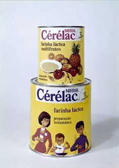 Farinha láctea Cérélac, Portugal by Biblioteca de Arte-Fundação Calouste Gulbenkian, via Flickr