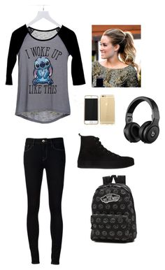 """""""Random"""" by clairebear89 ❤ liked on Polyvore featuring dELiA*s, Ström, Ann Demeulemeester and Vans"""