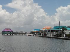 We had a wonderful afternoon in Daytona Beach, FL.  We had lunch on the pier at the Inlet Harbor then went out on the boat and did the Manatee River Tour.  Beautiful Day!  http://www.manateecruise.com/