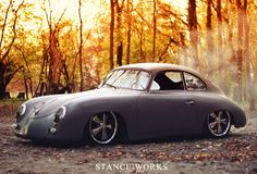 I LOVE this 356! Photo by Mike Burroughs / Stance Works, http://www.stanceworks.com
