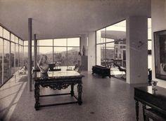Imagem 3 de 26 da galeria de Clássicos da Arquitetura: Casa de Vidro / Lina Bo Bardi. © wordpress casasbrasileiras