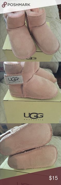 Infant ugg boots Excellent condition, wore once.  Still have box UGG Shoes Boots