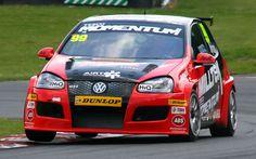 Volkswagen Golf BTCC (AMD) race car