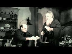 ♥ Young Frankenstein ♥ Blind Priest Soup Scene ♥  How does a nice bowl of hot soup sound?