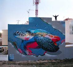 by XAV in Los Alcázares, Murcia, Spain, 2/17 (LP)