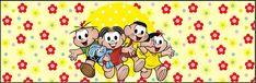 Turma da Mônica - Kit Completo com molduras para convites, rótulos para guloseimas, lembrancinhas e imagens! Snoopy, Fictional Characters, Art, Sweet Like Candy, Invitations, Diy Home, Moldings, You Complete Me, Fiestas