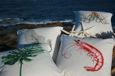 Barbados Cushions available online at www.beachhomewares.com