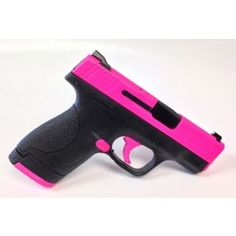 Hot Pink S&W M&P Shield 9mm