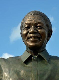 Mandela Statue, Union Buildings