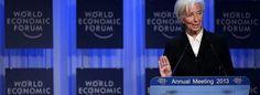 Davos 2013: Heard in Davos