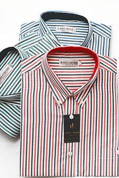 Camisas de primera confección. www.ggindumentaria.com.ar