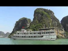 Overview of our Halong Phoenix Cruiser.