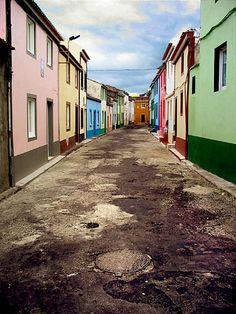 Typical fishermen small village - Rabo de Peixe | S. Miguel | the Azores #Portugal