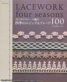 Lacework four seasons, Free book