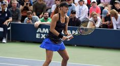 We sat down with Martina Hingis to find out how she stays in shape, what she does in her down time, and what her tennis fashion picks of the season are. Tennis Fashion, Stay In Shape, Tennis Racket, Skort, Breeze, Interview, In This Moment, Fitness, Health Fitness