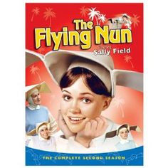 Yes, we watched a show about a flying nun.