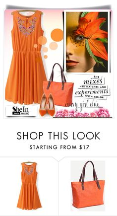 """""""10. SheIn"""" by merryyyyy-132 ❤ liked on Polyvore featuring Kate Spade"""