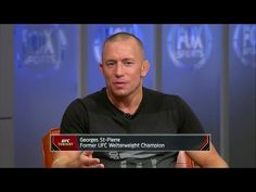 Here's what GSP has to say about Dana White's comments - 'UFC Tonight' - YouTube