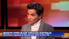 #AusPol CNN discusses Tony Abbott's climate change scepticism with UN Ex...