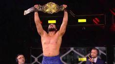 Andrade Cien Almas sorprende y consigue el título de NXT - AS Mexico