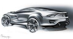 Car Design sketches | Car Design Education Tips