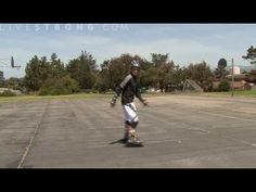 For the beginners out there - How to Rollerblade