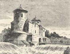 Kajaanin linna ennen vuotta 1716