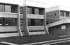 Le architetture di Romano Botti - Scuola elementare di Campogalliano - con la collaborazione dell'architetto Margherita Marzi Anglani