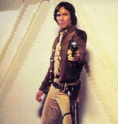 Capt. Apollo (Richard Hatch) - Battlestar Galactica -(1978)